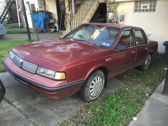 1992 oldsmobile cutlass ciera classic cars and vintage cars for sale classifieds archive