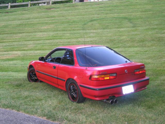 Acura Integra Rs Coupe L Dohc V Door Hatchback on 1993 Acura Integra Hatchback