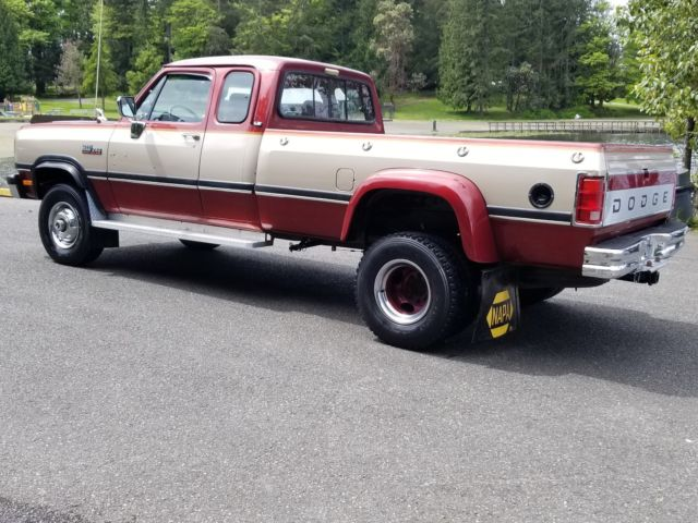 1993 Dodge Ram W-350 mins Diesel Club Cab Long Bed Dually 5sp ... on 1984 dodge ram w250, 1992 dodge w 250, 1997 dodge ram w250, 1991 dodge ram w250, 4 door dodge ram w250, 1992 dodge truck, 1990 dodge ram w250, 1989 dodge ram w250, 1993 dodge ram w250, 1992 dodge cummins lifted, 1992 dodge short bed, 1998 dodge ram w250,