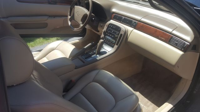 1993 lexus sc 400 black exterior with tan leather interior 2 door. Black Bedroom Furniture Sets. Home Design Ideas