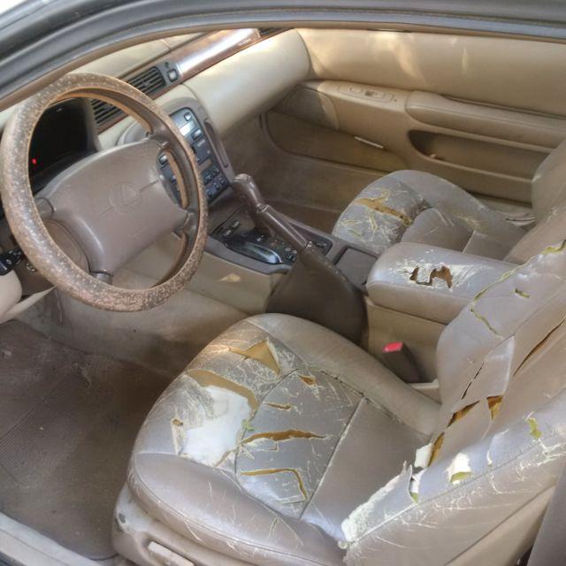 1995 Lexus Sc300 Driveshaft Sc 300: 1993 Lexus SC300 Base Coupe 2-Door 3.0L