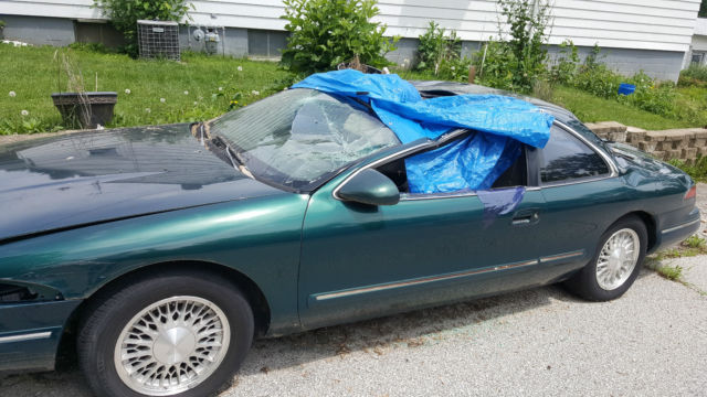 1993 Lincoln Mark Viii For Parts