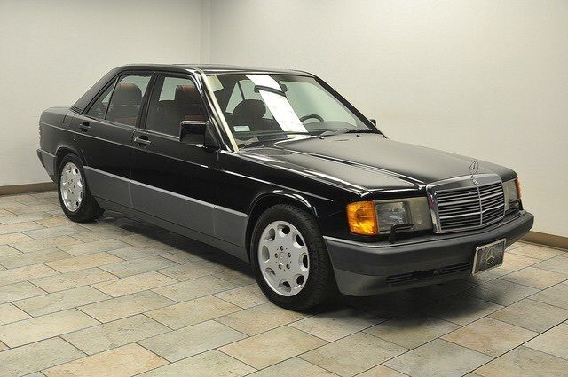 1993 mercedes benz 190e 2 6 sportline limited edition