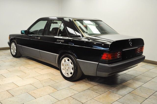 1993 mercedes benz 190e 2 6 sportline limited edition for Mercedes benz limited edition