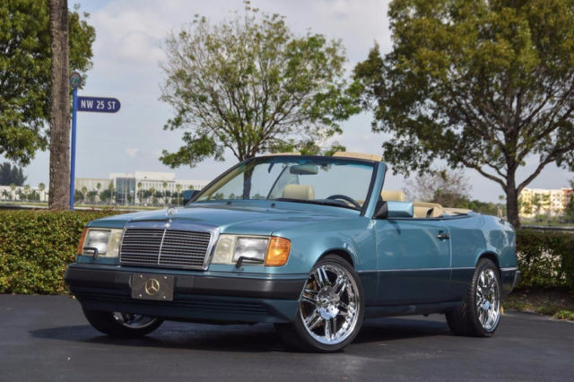 1993 mercedes benz 300ce convertible alonzo mourning 39 s 1st for 1993 mercedes benz 300ce