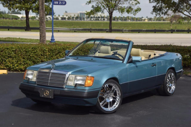 1993 mercedes benz 300ce convertible alonzo mourning 39 s 1st for Mercedes benz 300 convertible