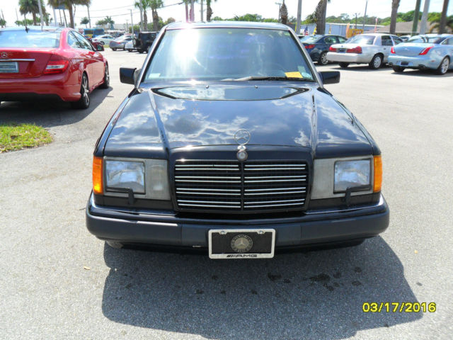 1993 mercedes benz 400e amg for 1993 mercedes benz 400e for sale