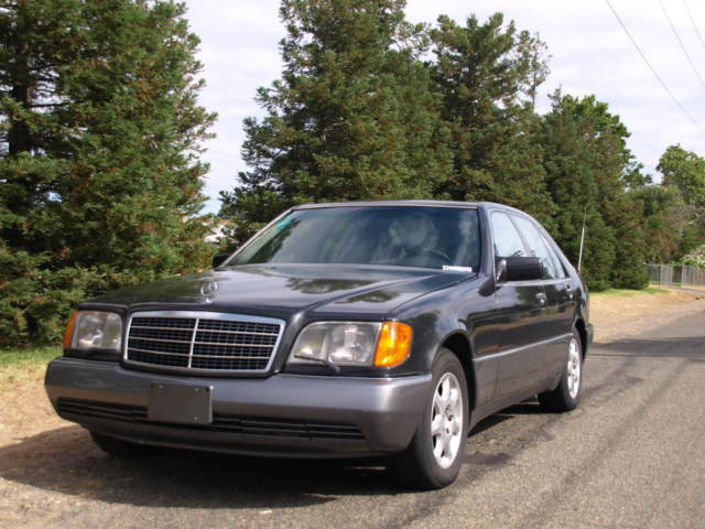 1993 mercedes benz s class 300sd turbo diesel w140 for 1993 mercedes benz 500 class