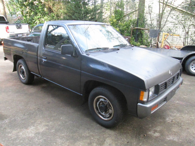 1993 Nissan D21 Base Standard Cab Pickup 2 Door 2 4l Hot