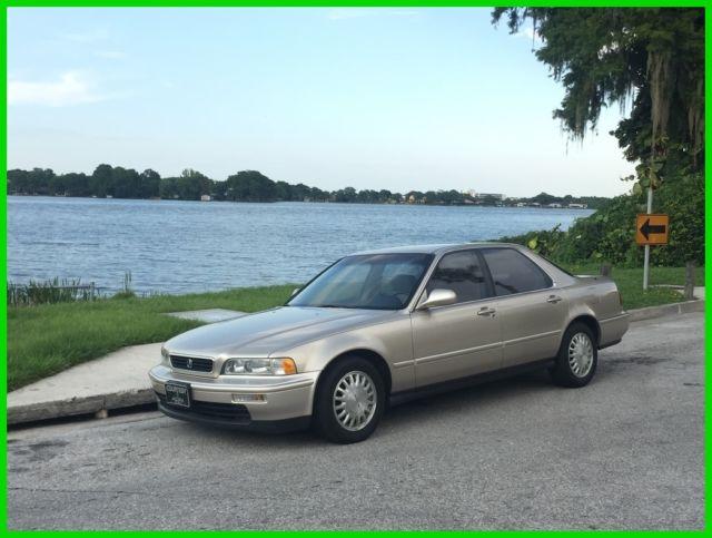 1994 acura legend l 3 2l v6 24v automatic fwd sedan. Black Bedroom Furniture Sets. Home Design Ideas