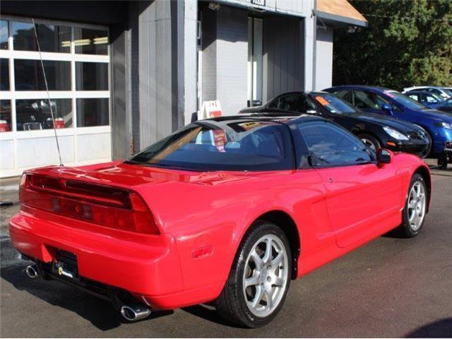 1994 acura nsx sport 44 872 miles red coupe v6 cylinder engine automatic. Black Bedroom Furniture Sets. Home Design Ideas