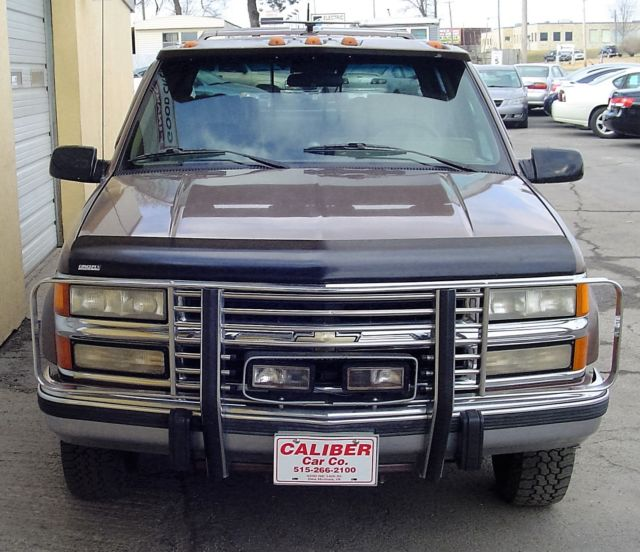 2002 Chevrolet Silverado 3500 Crew Cab Transmission: 1994 Chevrolet 3500 Dually Centurion Conversion 7.4 Liter