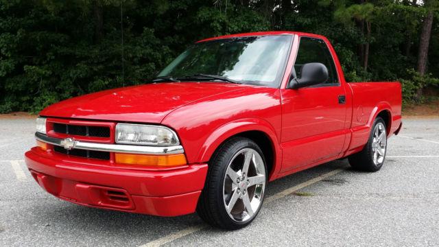 1994 Chevrolet S10 Pickup With 350 Sbc V8 Engine Swap 5