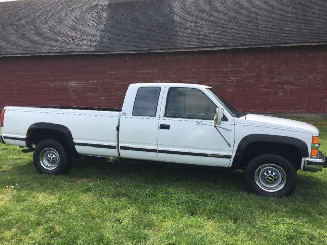 1994 chevy 2500 4x4 454