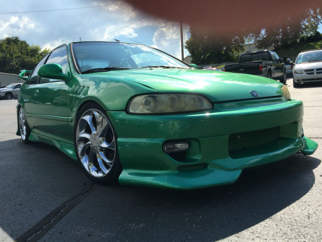 1994 honda civic coupe highly modified lowered audiobahn. Black Bedroom Furniture Sets. Home Design Ideas