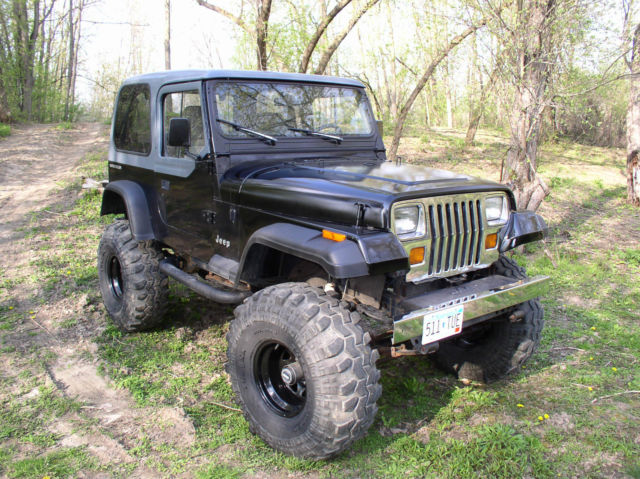 1994 jeep wrangler se sport utility 2 door 4 0l. Black Bedroom Furniture Sets. Home Design Ideas