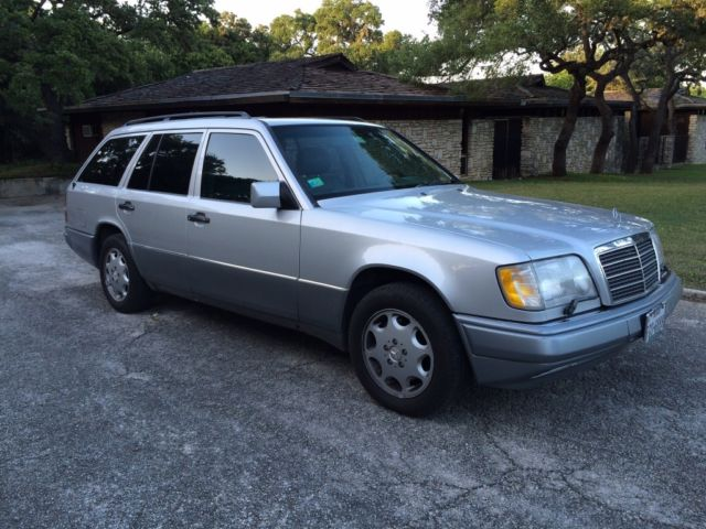 1994 mercedes benz e320 wagon 25k mi on new trans 2 owners for Mercedes benz bloomfield mi