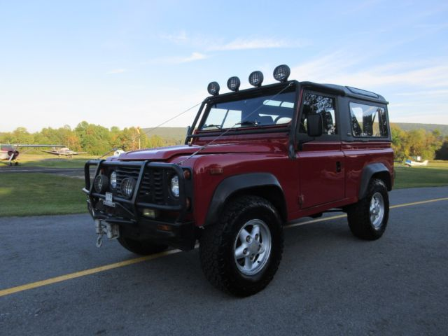 1995 land rover defender 90 nas for Garage land rover nancy