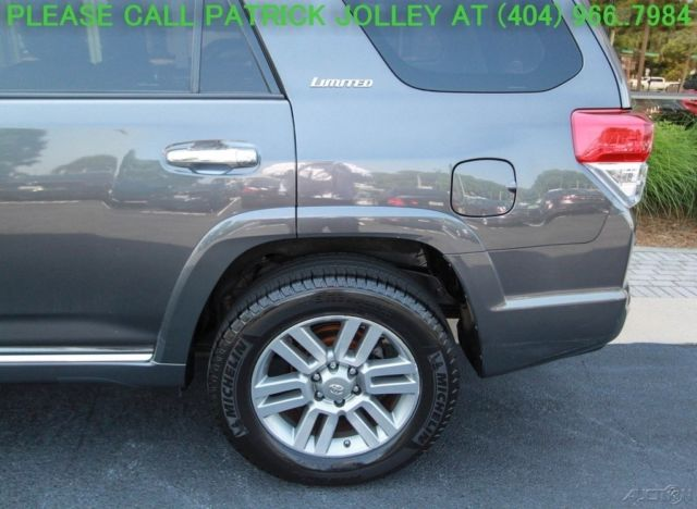 2010 Used 4l V6 24v Automatic 4wd Suv Navigation Moonroof