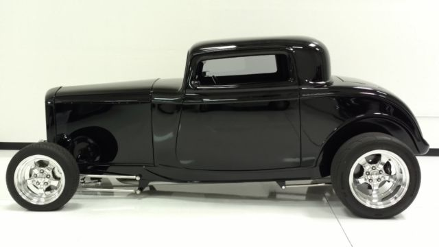 39 32 ford 3 window highboy hot rod street rod 1932. Black Bedroom Furniture Sets. Home Design Ideas