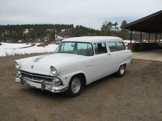 55 ford ranch wagon 2 door 351 engine for 1955 ford 2 door wagon