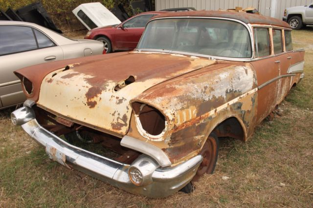 57 chevrolet 1957 chevy wagon bel air 4 four door classic for 1957 chevy 4 door wagon for sale