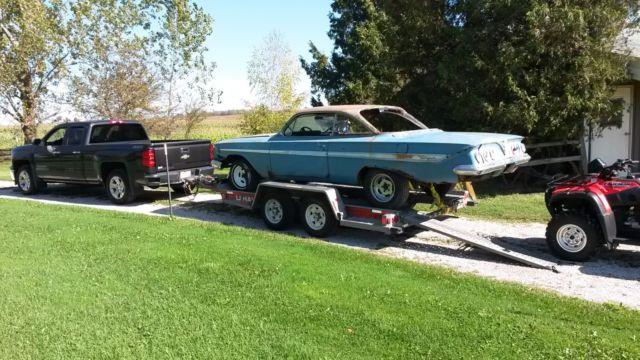 61 Impala Bubble Top