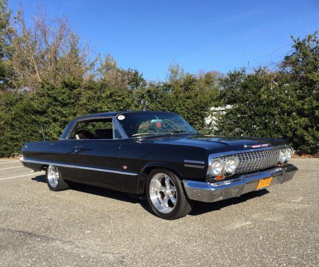 63 impala 2dr SS