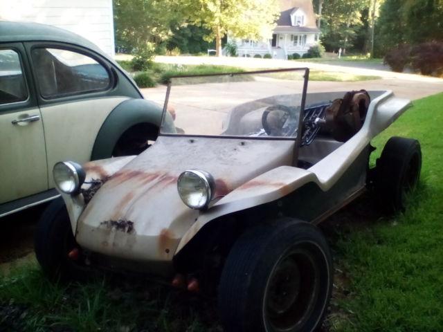67 Vw Dune Buggy Body And 73 Vw Bug Body