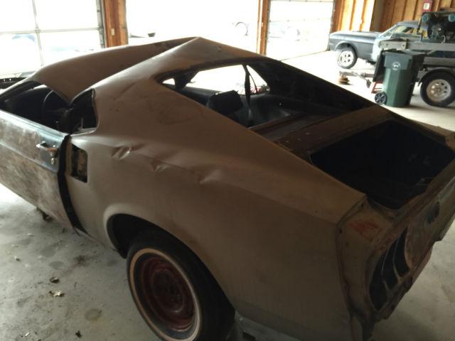 69 1969 mustang fastback 302 manual transmission project car. Black Bedroom Furniture Sets. Home Design Ideas
