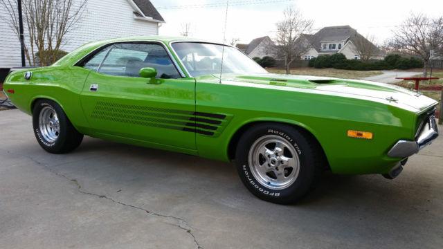 73 Dodge Challenger 440 4 Speed