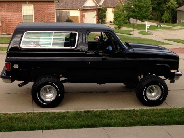 84 Chevrolet K5 Blazer