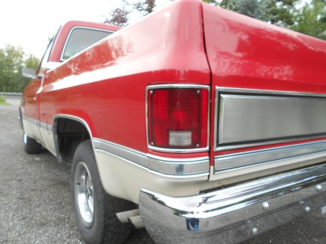 '84 CHEVY SILVERADO C-10 SHORTBED C10 C 10 PICK-UP PICKUP