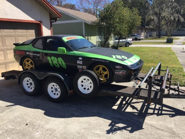 86 porsche 944 track race car with 92 s2 3 0l engine 220whp and weights 2400lbs. Black Bedroom Furniture Sets. Home Design Ideas
