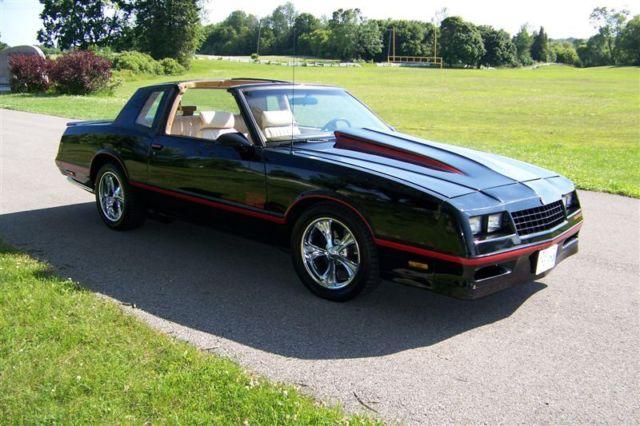 Used Cars Buffalo >> 88 Monte Carlo SS