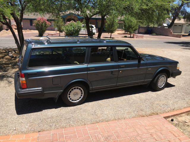 A unicorn the nicest 240 wagon for sale in the country 5 speed manual too