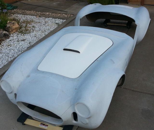 Ac Cobra Replica Body Shelby Cobra Kit Car Fiberglass