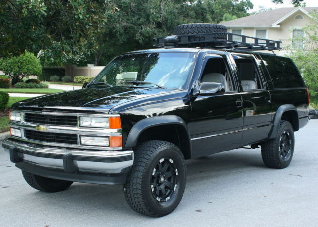 amazing two owner fla ga 4 inch lift 1994 chevrolet. Black Bedroom Furniture Sets. Home Design Ideas