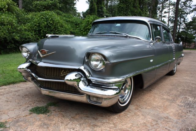 Amazing well kept 1956 cadillac sedan for 1956 cadillac 4 door sedan