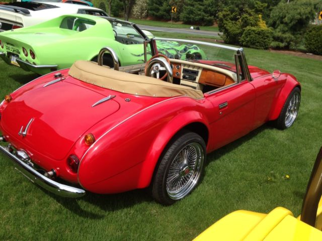 Austin Healey 3000 Replica Sebring Mx 5000