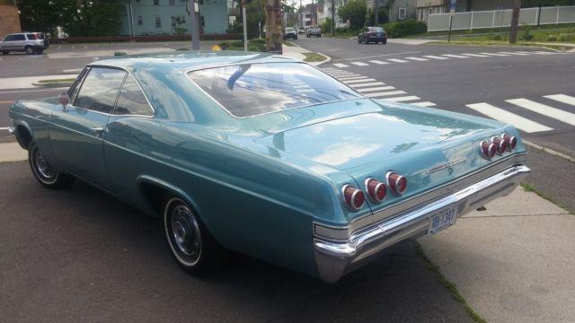 43152 Beautiful 1965 Impala Frame Off Restoration