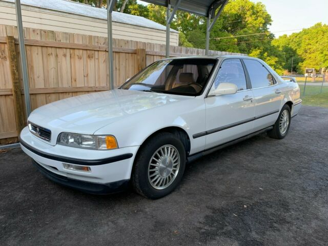 Beautiful And Well Preserved 1992 Acura Legend
