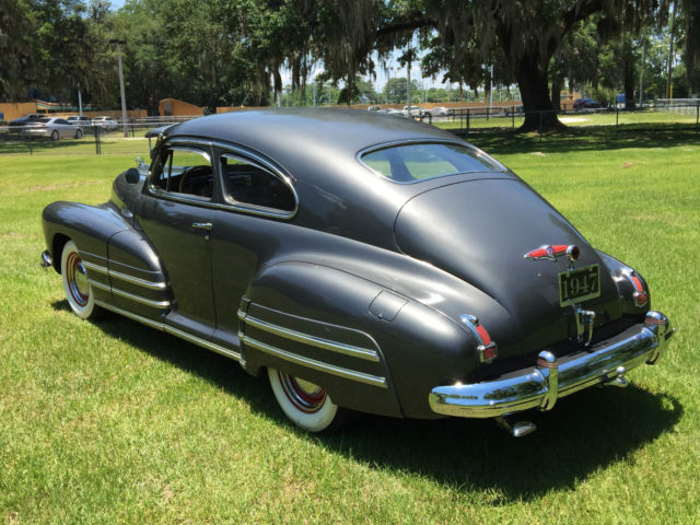 Beautiful Original 1947 Buick Special 2 Door Sedanette