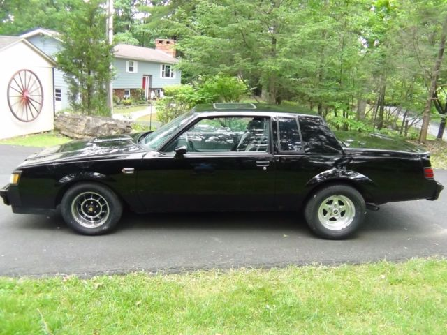 Buick Grand National K Miles