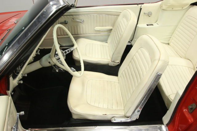 c code 289 v8 auto power top nice paint interior great value priced convt. Black Bedroom Furniture Sets. Home Design Ideas
