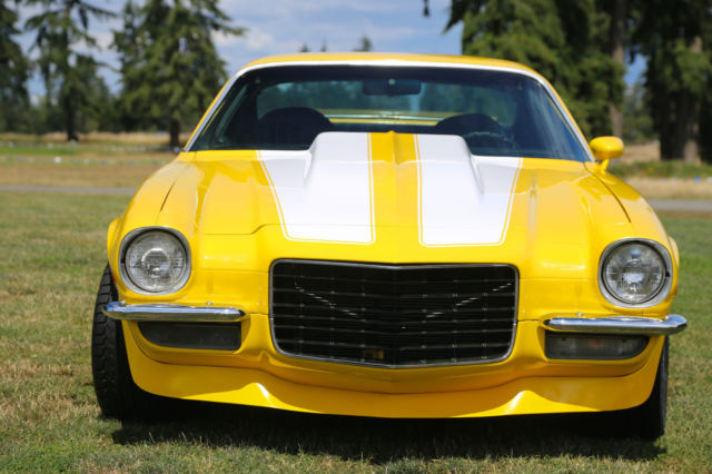 camaro 550hp aluminum heads intake split bumper bumblebee transformer z 28 ss rs. Black Bedroom Furniture Sets. Home Design Ideas
