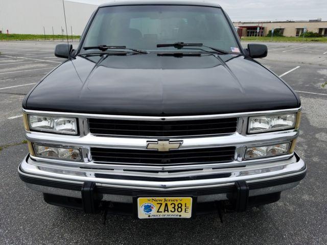 Chevrolet Blazer Tahoe Dr Chevy X Suv No Reserve