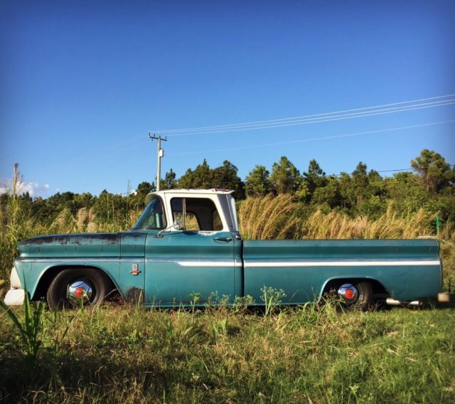 Chevy C10 Pickup Truck Patina 1963 Chevrolet Vintage