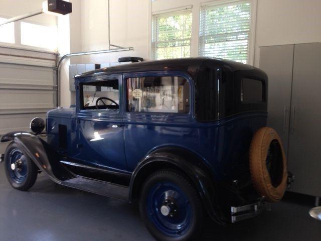 Classic 1930 chevy sedan for 1930 chevrolet 4 door sedan