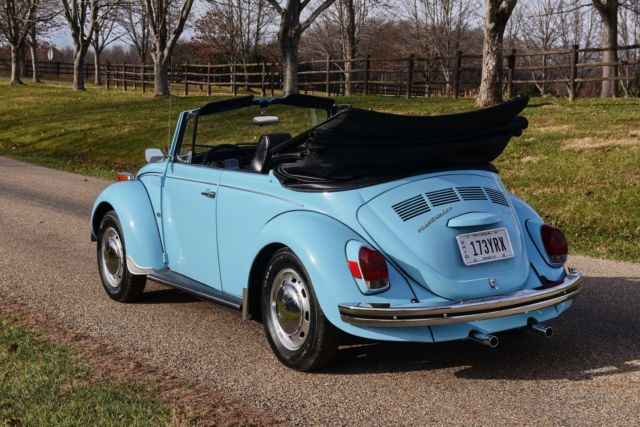 blue volkswagen beetle convertibles for sale used cars on html autos weblog. Black Bedroom Furniture Sets. Home Design Ideas